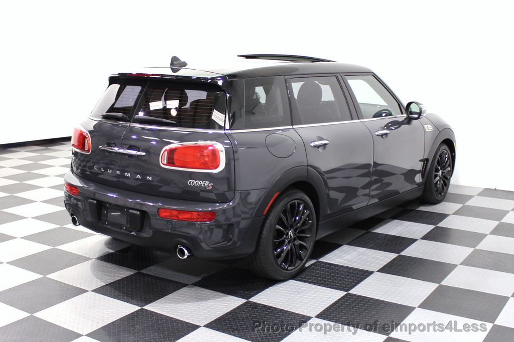 2016 MINI Cooper S Clubman CERTIFIED CLUBMAN S 6 SPEED TECH CAMERA NAVI - 18138637 - 56