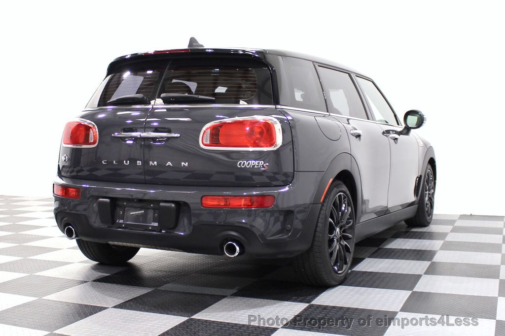 2016 MINI Cooper S Clubman CERTIFIED CLUBMAN S 6 SPEED TECH CAMERA NAVI - 18138637 - 57
