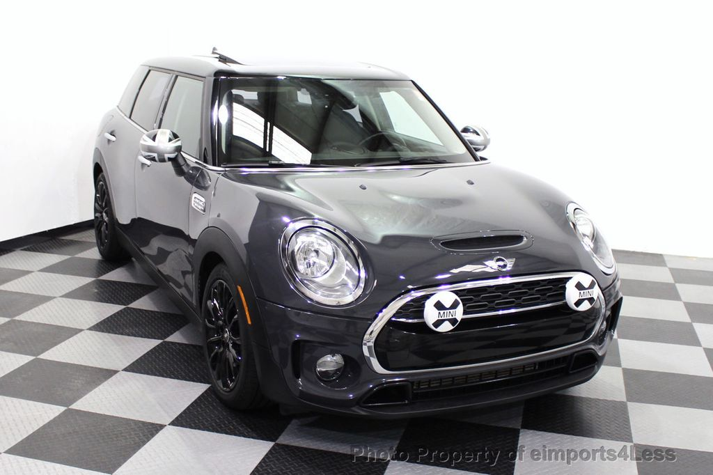 2016 MINI Cooper S Clubman CERTIFIED CLUBMAN S 6 SPEED TECH CAMERA NAVI - 18138637 - 58
