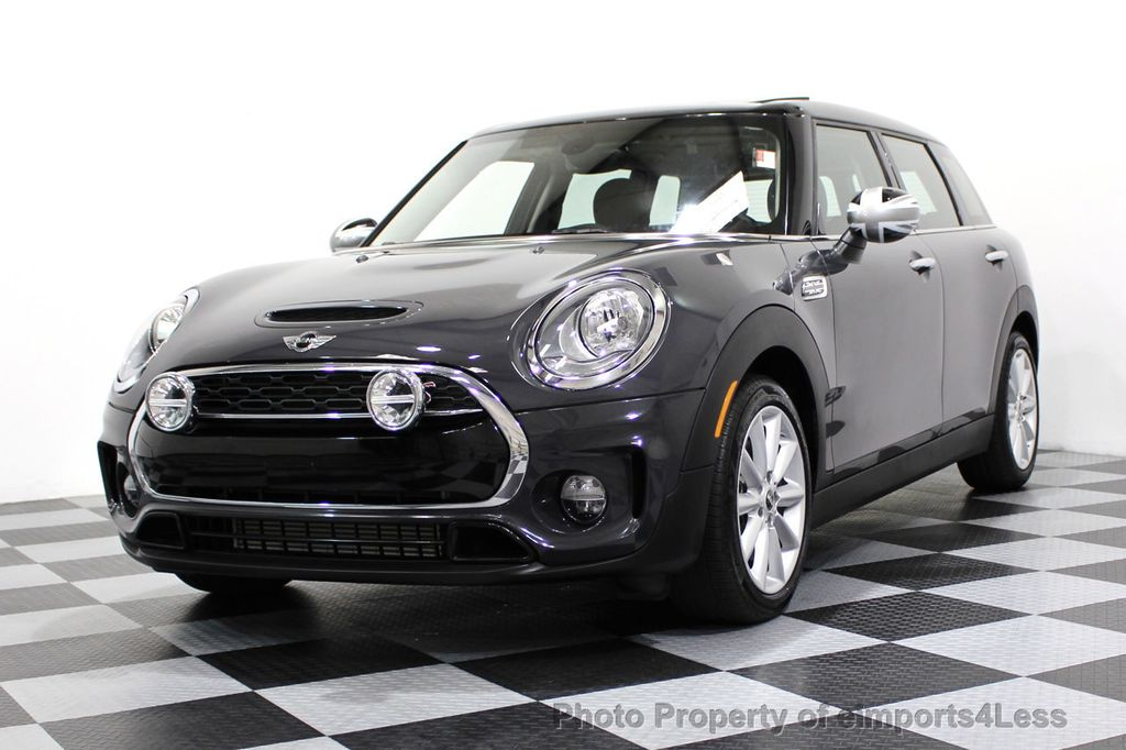 2016 used mini cooper s clubman certified mini cooper s clubman 4door tech navi at eimports4less. Black Bedroom Furniture Sets. Home Design Ideas