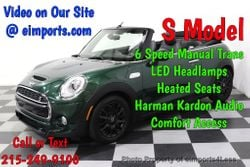 2016 MINI Cooper S Convertible - WMWWG9C53G3A92148