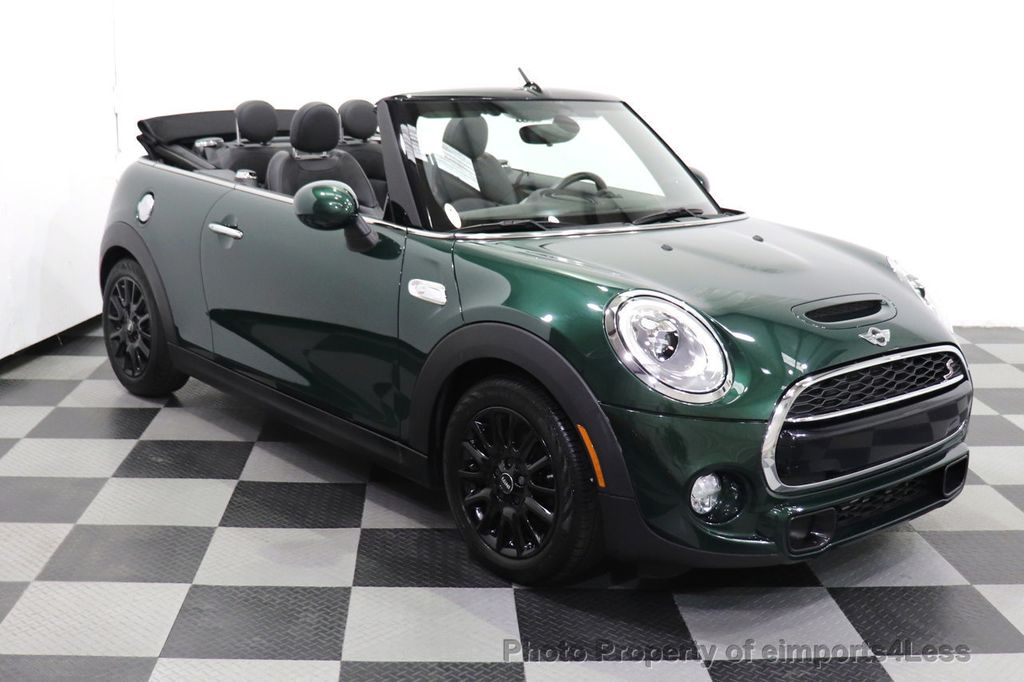 2016 MINI Cooper S Convertible CERTIFIED COOPER S 6 SPEED LED HK AUDIO - 18602961 - 24
