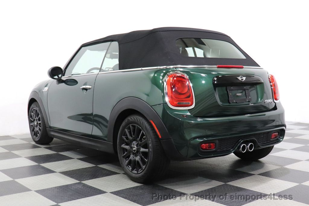2016 MINI Cooper S Convertible CERTIFIED COOPER S 6 SPEED LED HK AUDIO - 18602961 - 2