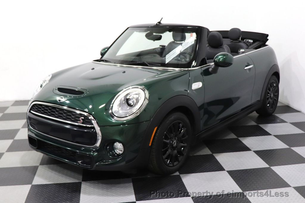 2016 MINI Cooper S Convertible CERTIFIED COOPER S 6 SPEED LED HK AUDIO - 18602961 - 39