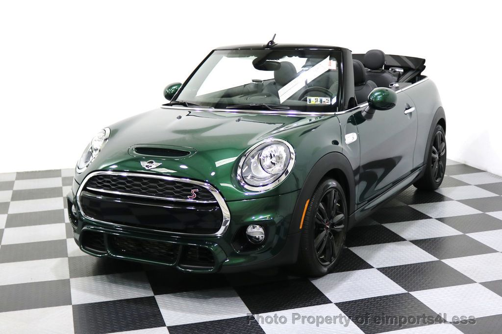 2016 MINI Cooper S Convertible CERTIFIED COOPER S John Cooper Works Package - 17906800 - 13