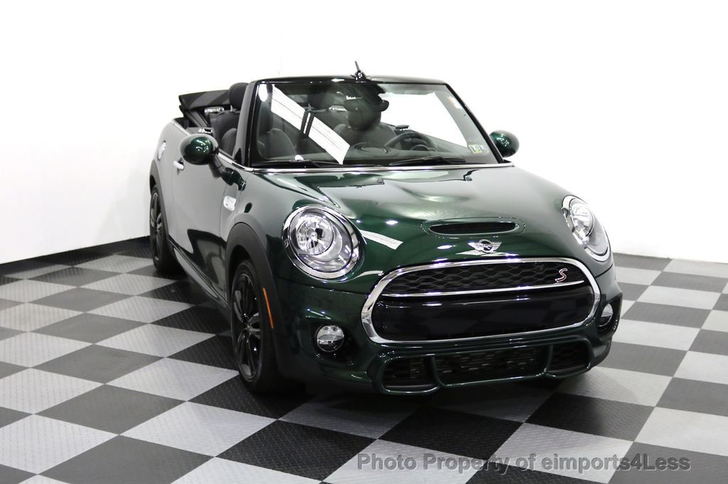 2016 MINI Cooper S Convertible CERTIFIED COOPER S John Cooper Works Package - 17906800 - 14