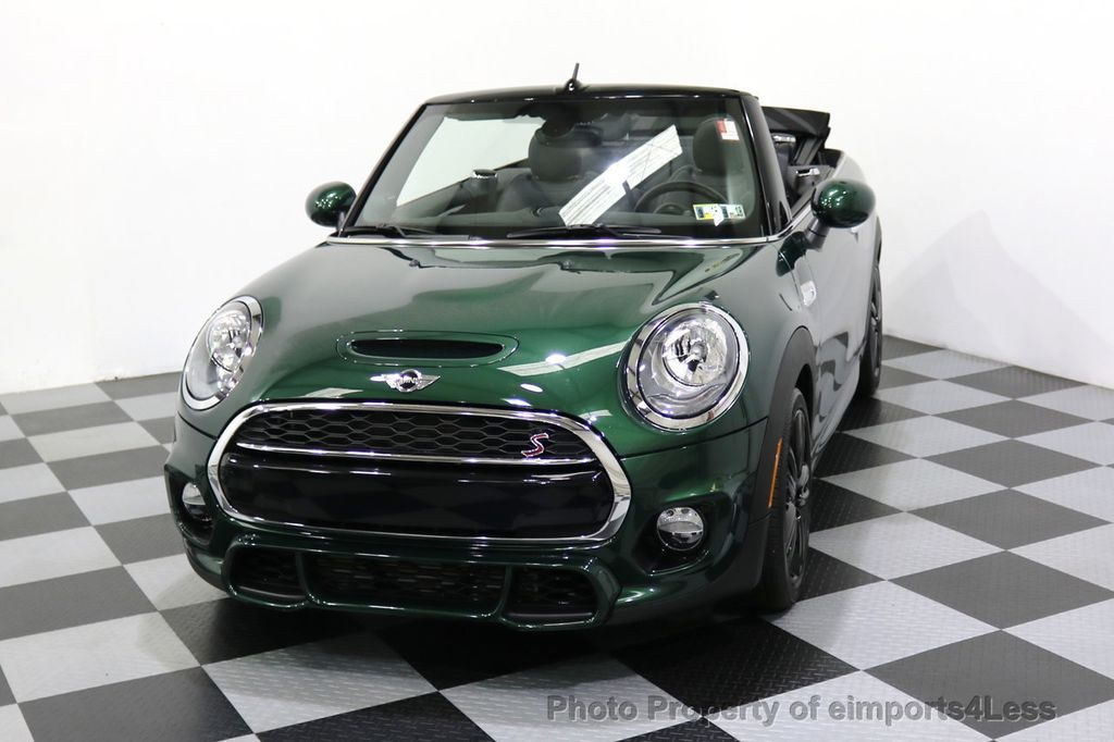 2016 MINI Cooper S Convertible CERTIFIED COOPER S John Cooper Works Package - 17906800 - 27