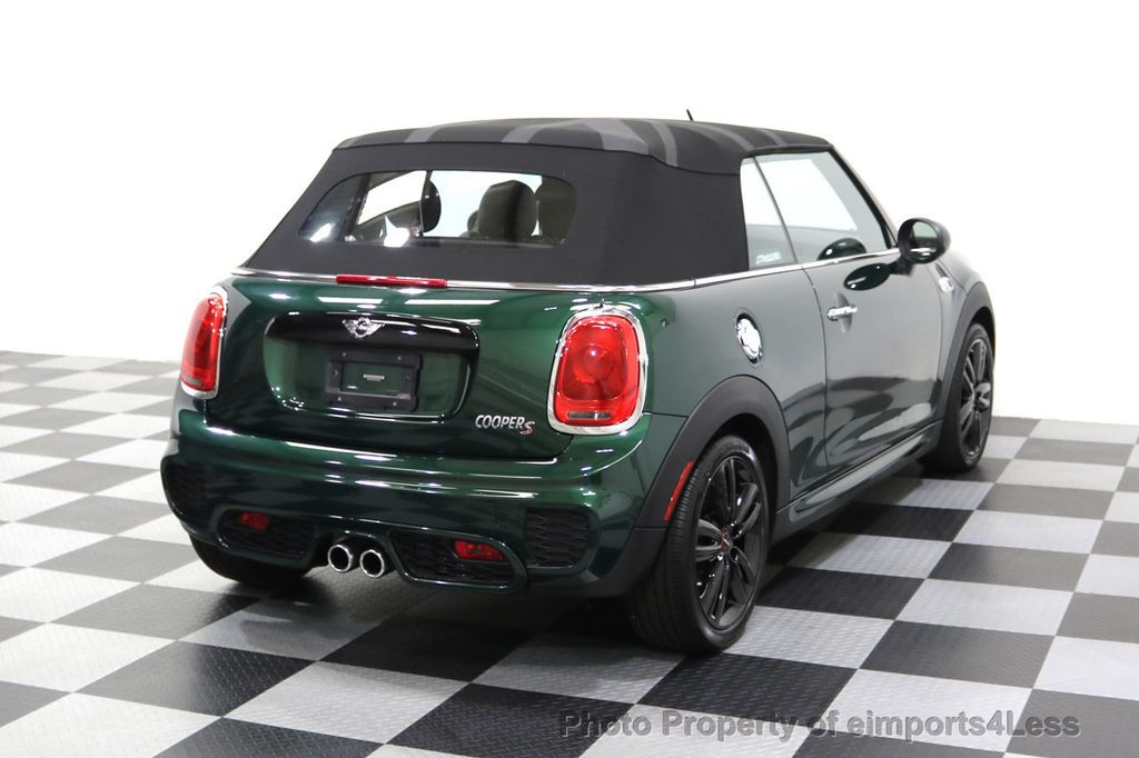 2016 MINI Cooper S Convertible CERTIFIED COOPER S John Cooper Works Package - 17906800 - 3