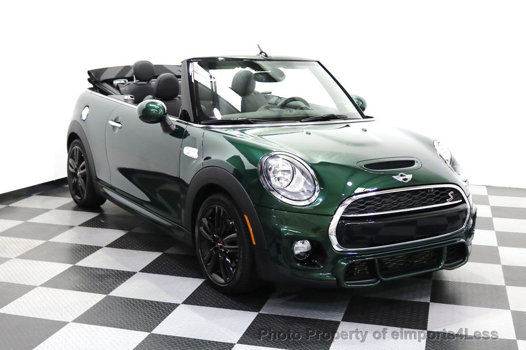 2016 MINI Cooper S Convertible CERTIFIED COOPER S John Cooper Works Package - 17906800 - 44