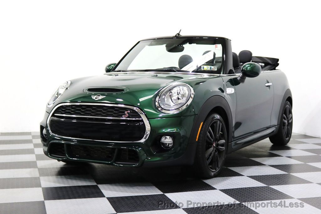 2016 MINI Cooper S Convertible CERTIFIED COOPER S John Cooper Works Package - 17906800 - 51