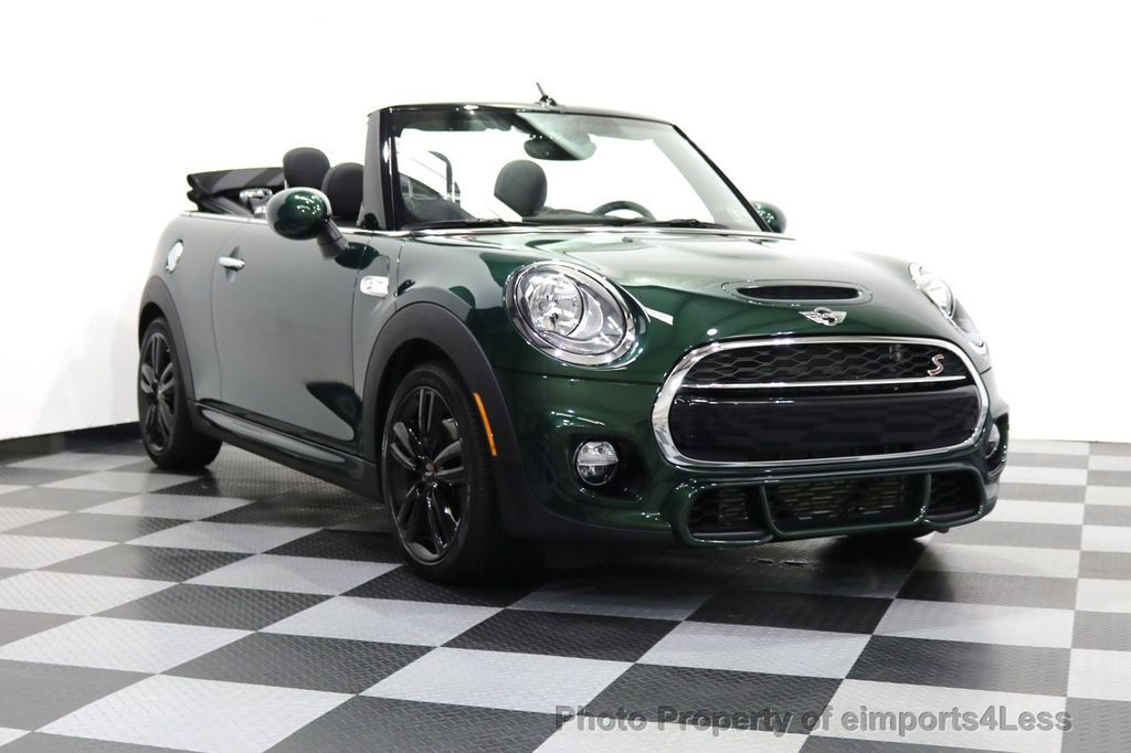 2016 MINI Cooper S Convertible CERTIFIED COOPER S John Cooper Works Package - 17906800 - 55