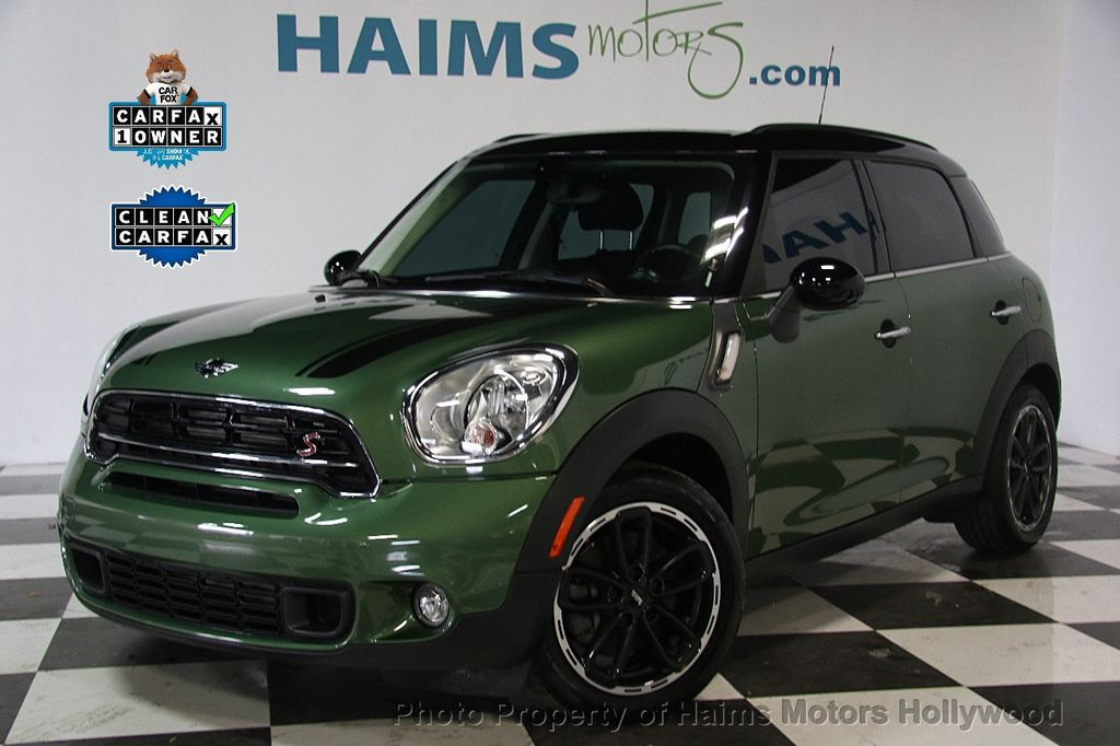 2016 MINI Cooper S Countryman  - 17286552 - 0