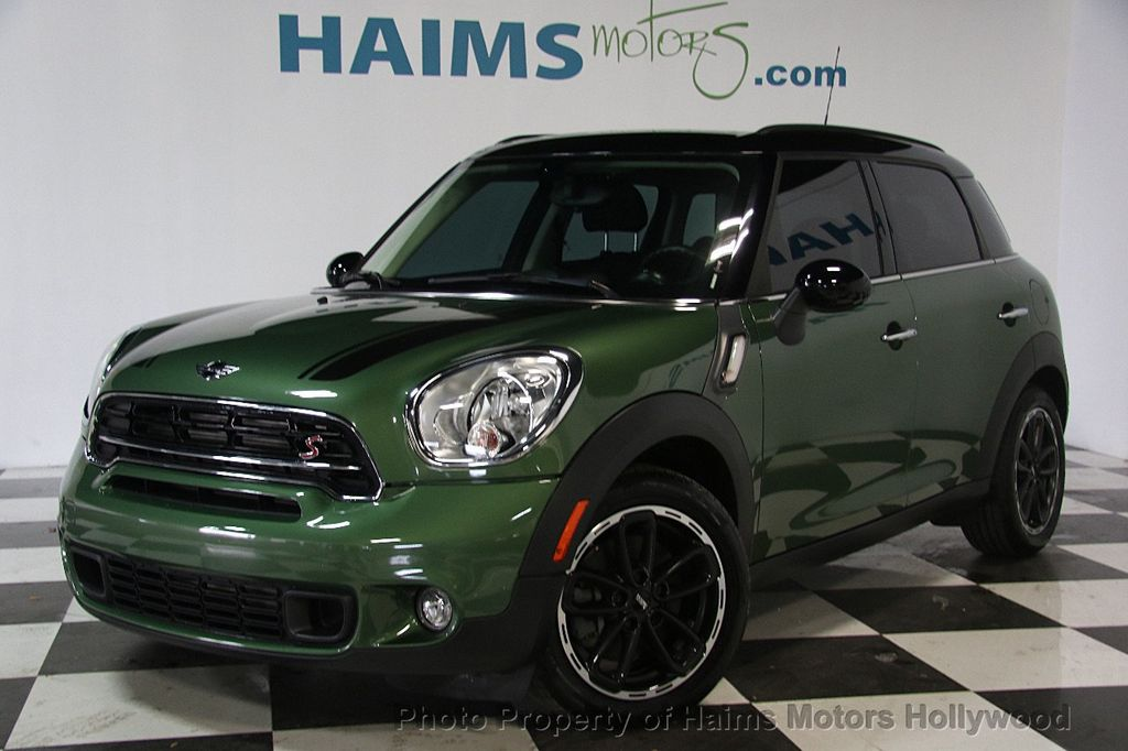 2016 MINI Cooper S Countryman  - 17286552 - 1