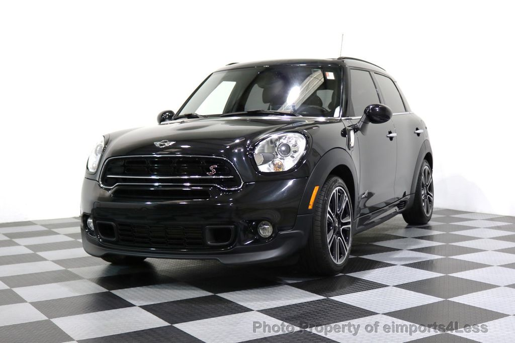 2016 MINI Cooper S Countryman CERTIFIED COUNTRYMAN ALL4 AWD JCW PACKAGE - 17143736 - 11