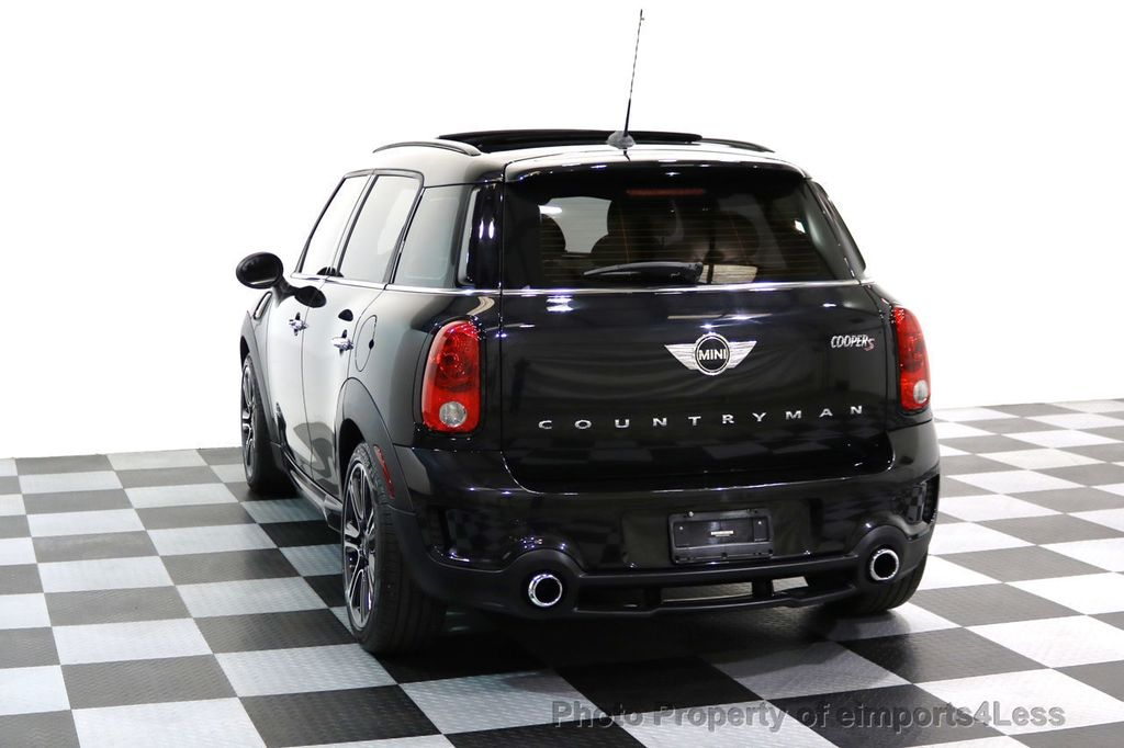 2016 MINI Cooper S Countryman CERTIFIED COUNTRYMAN ALL4 AWD JCW PACKAGE - 17143736 - 13