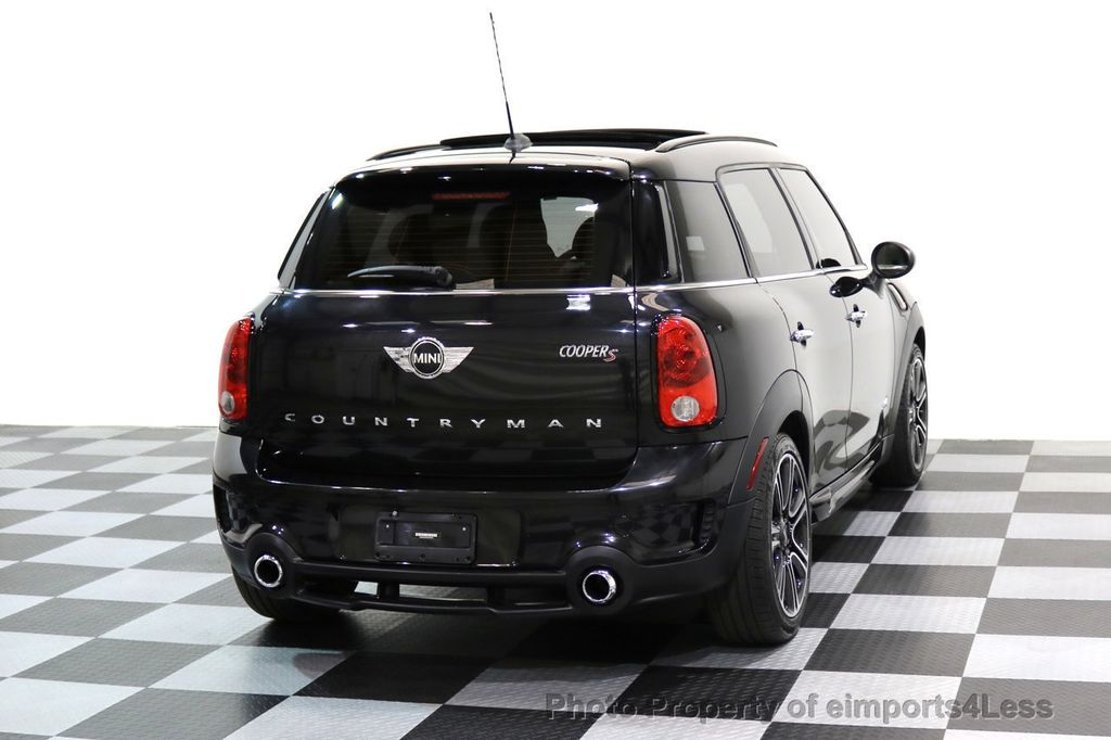 2016 MINI Cooper S Countryman CERTIFIED COUNTRYMAN ALL4 AWD JCW PACKAGE - 17143736 - 15