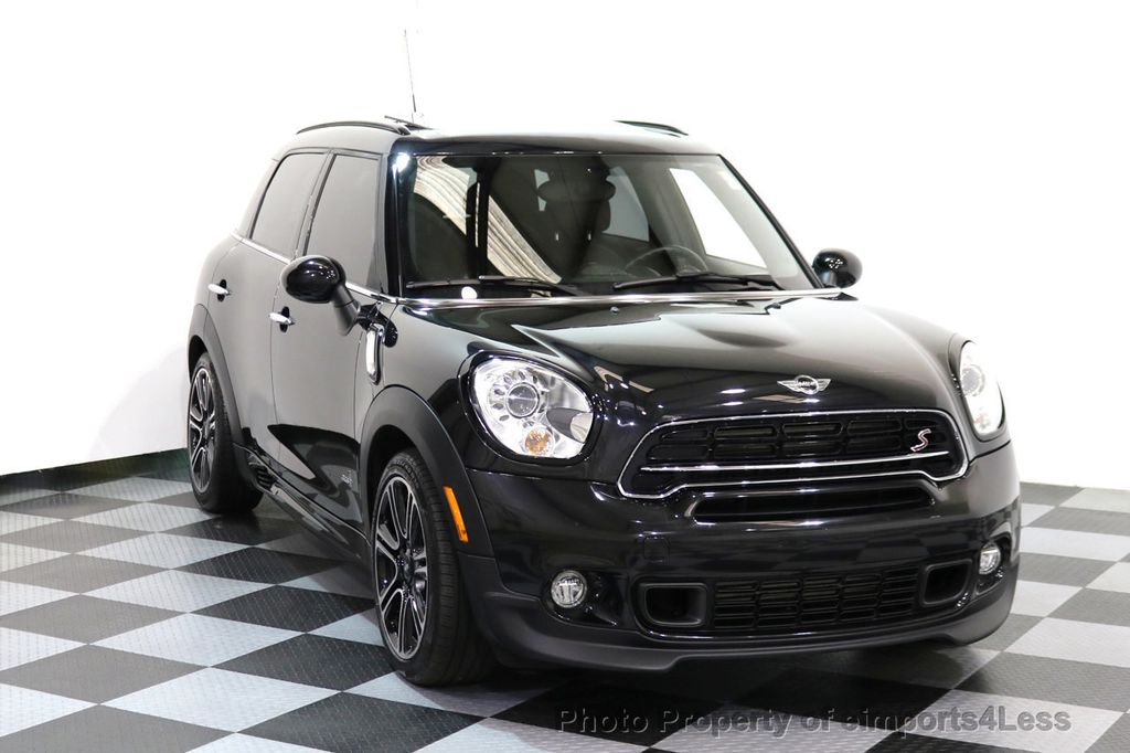 2016 Mini Cooper S Countryman Certified All4 Awd Jcw Package 17143736 1