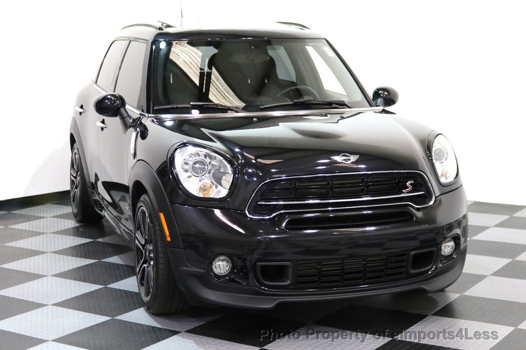 2016 MINI Cooper S Countryman CERTIFIED COUNTRYMAN ALL4 AWD JCW PACKAGE - 17143736 - 26
