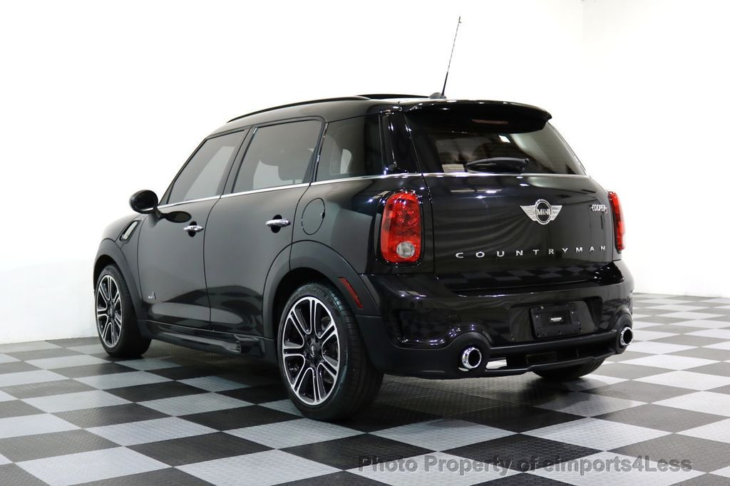 2016 MINI Cooper S Countryman CERTIFIED COUNTRYMAN ALL4 AWD JCW PACKAGE - 17143736 - 27