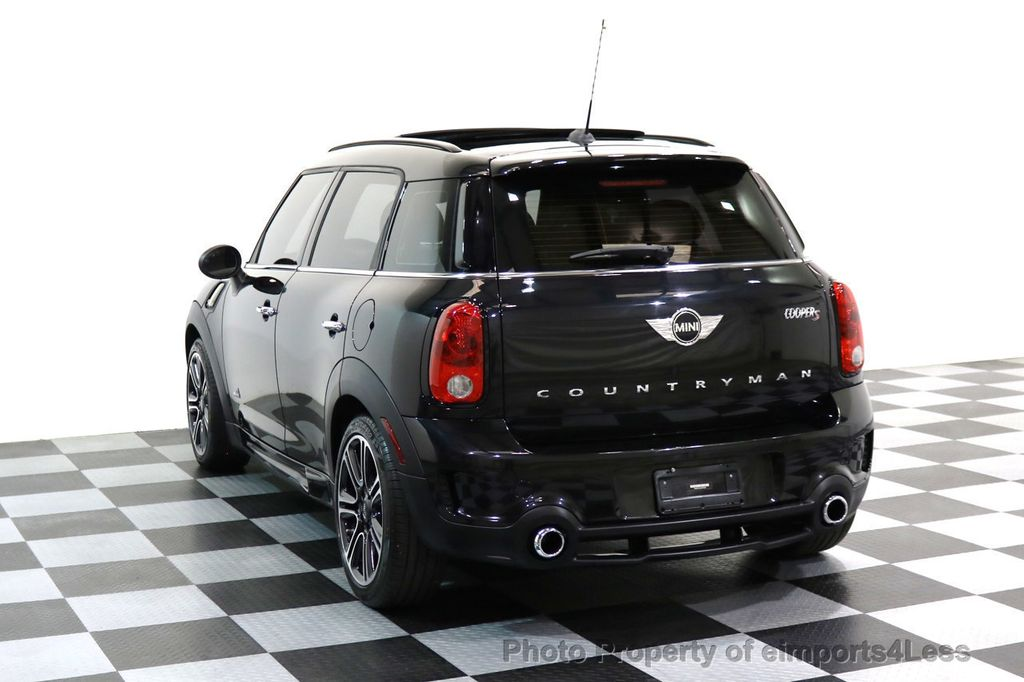 2016 MINI Cooper S Countryman CERTIFIED COUNTRYMAN ALL4 AWD JCW PACKAGE - 17143736 - 2
