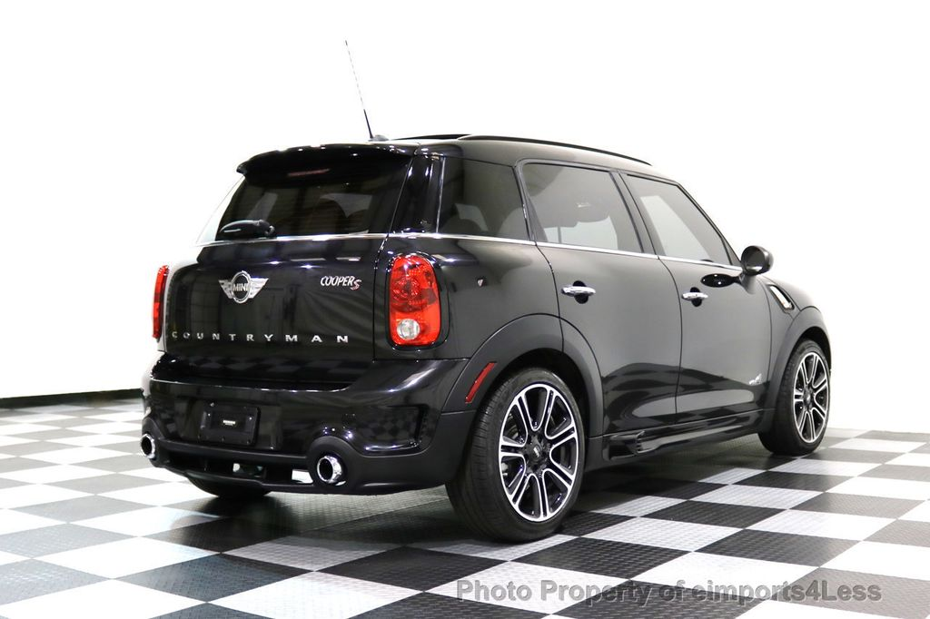 2016 MINI Cooper S Countryman CERTIFIED COUNTRYMAN ALL4 AWD JCW PACKAGE - 17143736 - 29