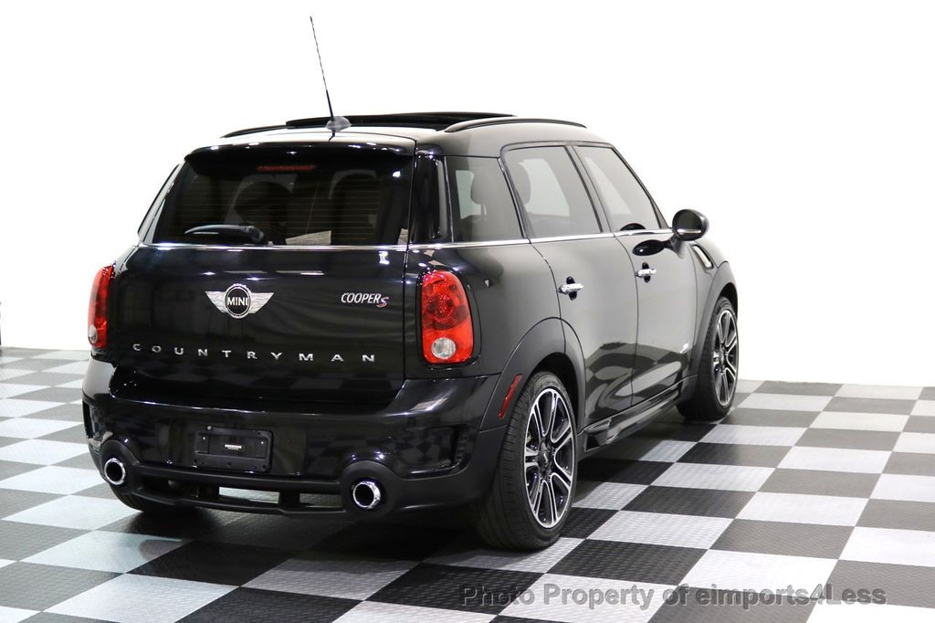 2016 MINI Cooper S Countryman CERTIFIED COUNTRYMAN ALL4 AWD JCW PACKAGE - 17143736 - 3