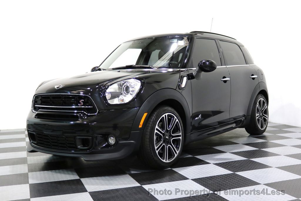 2016 MINI Cooper S Countryman CERTIFIED COUNTRYMAN ALL4 AWD JCW PACKAGE - 17143736 - 40
