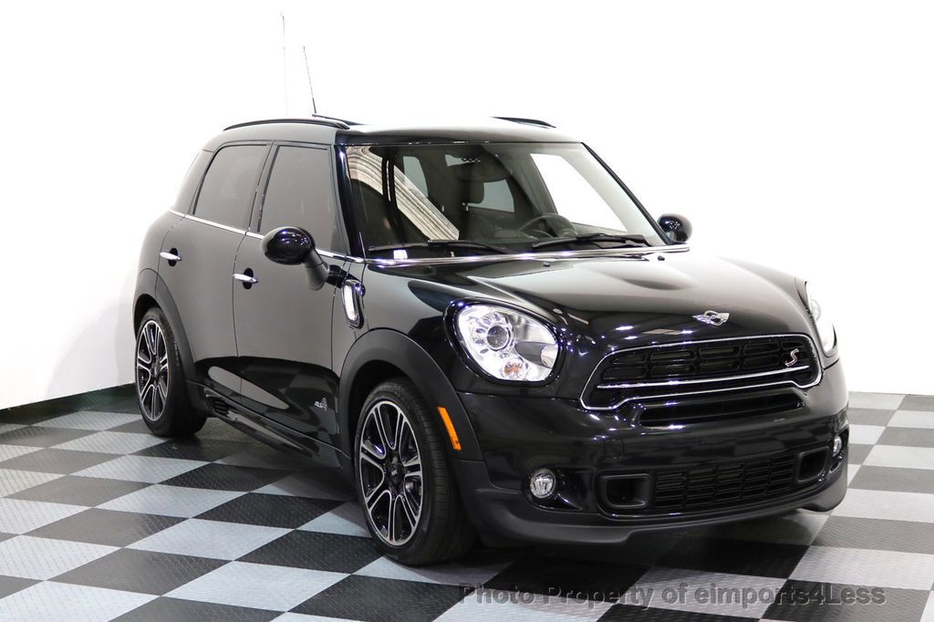2016 MINI Cooper S Countryman CERTIFIED COUNTRYMAN ALL4 AWD JCW PACKAGE - 17143736 - 41