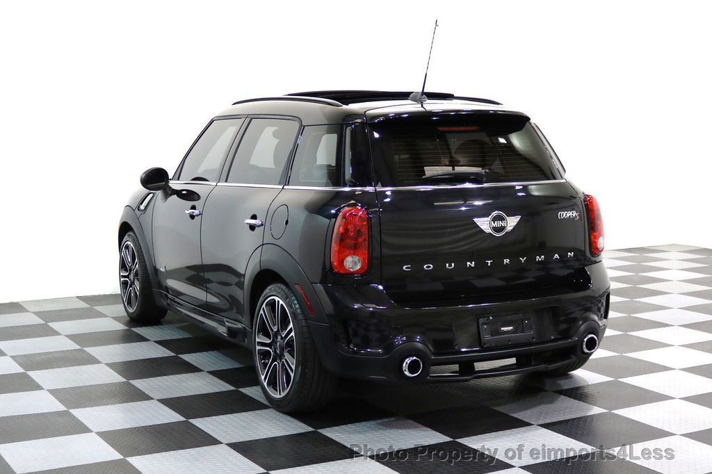 2016 MINI Cooper S Countryman CERTIFIED COUNTRYMAN ALL4 AWD JCW PACKAGE - 17143736 - 42