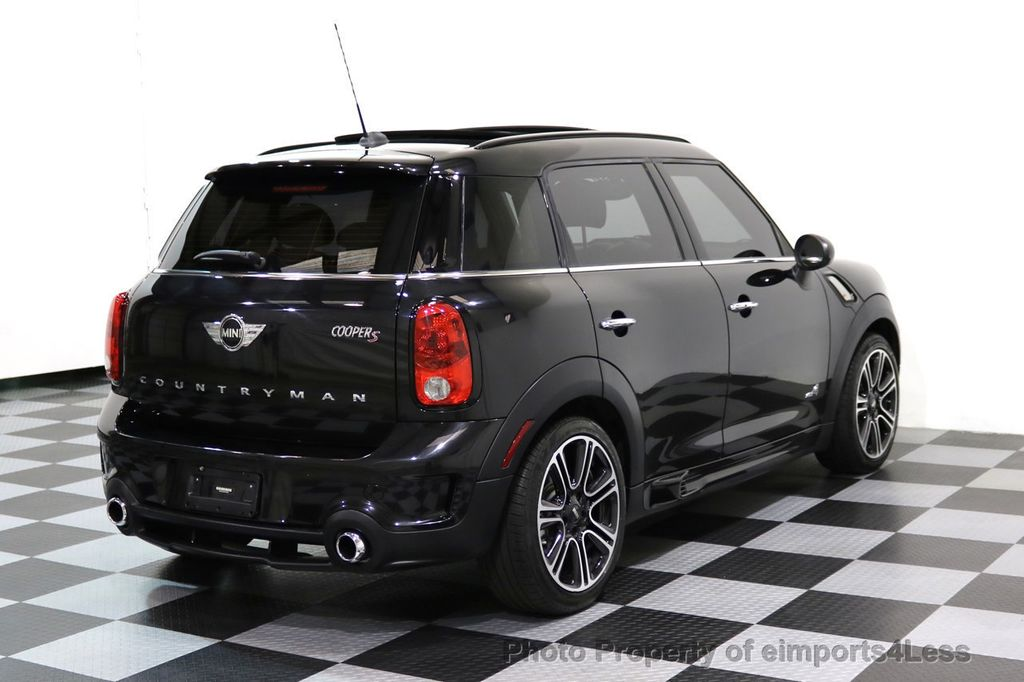 2016 MINI Cooper S Countryman CERTIFIED COUNTRYMAN ALL4 AWD JCW PACKAGE - 17143736 - 43