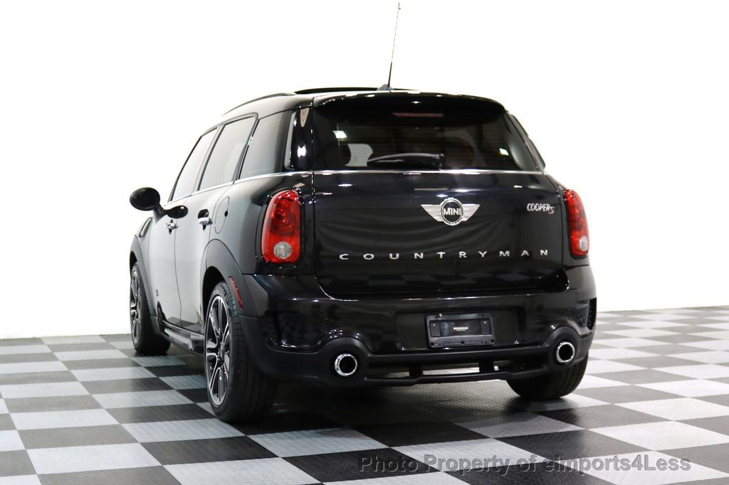 2016 MINI Cooper S Countryman CERTIFIED COUNTRYMAN ALL4 AWD JCW PACKAGE - 17143736 - 45
