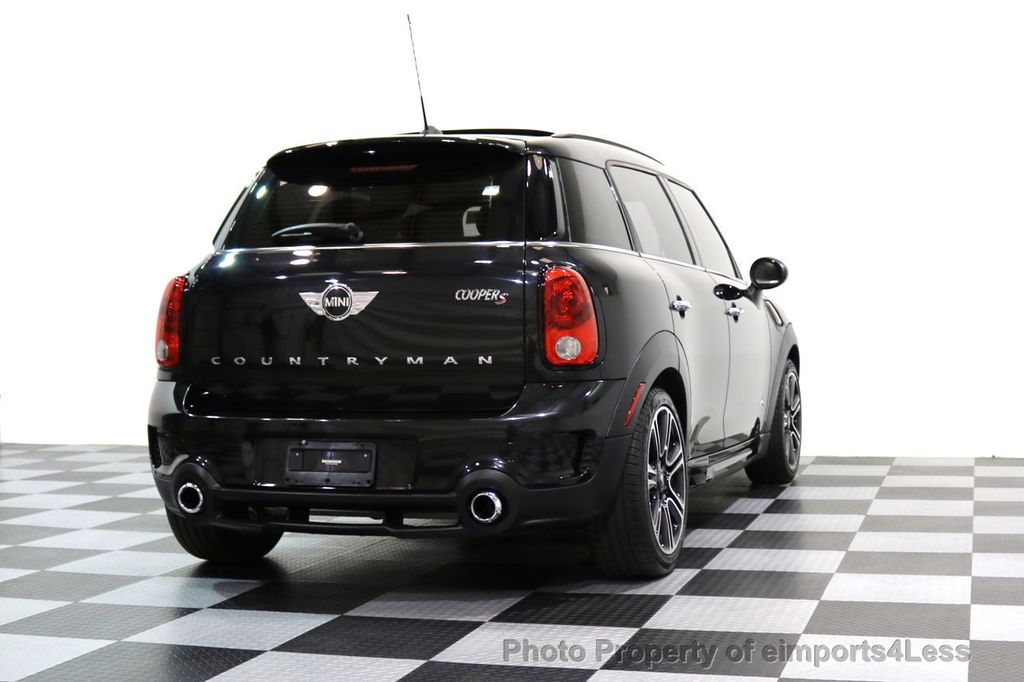 2016 MINI Cooper S Countryman CERTIFIED COUNTRYMAN ALL4 AWD JCW PACKAGE - 17143736 - 46