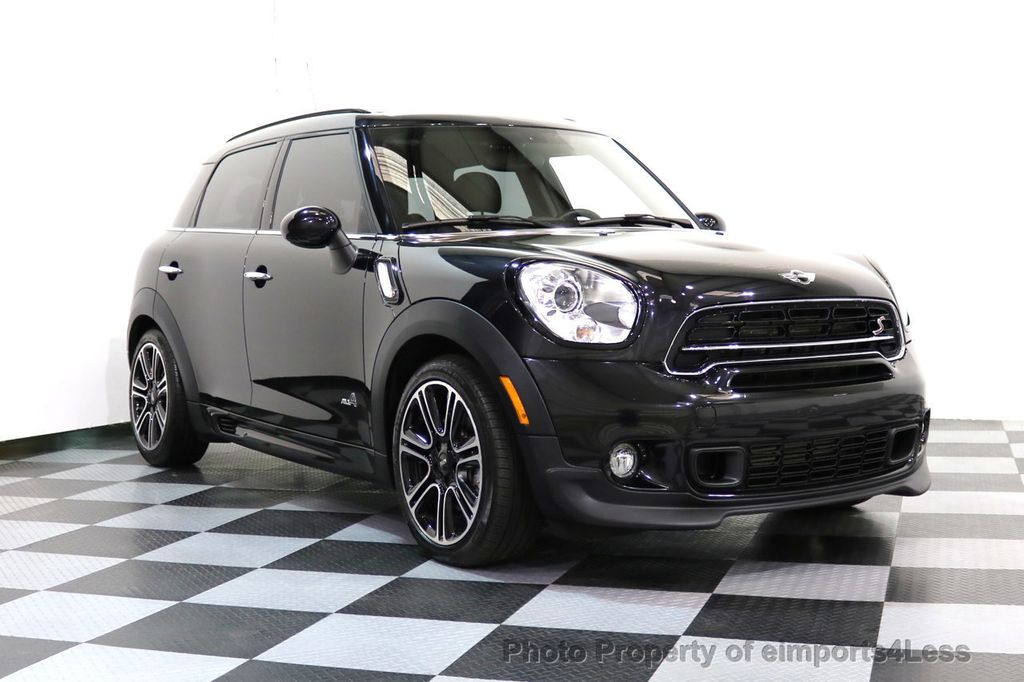 2016 MINI Cooper S Countryman CERTIFIED COUNTRYMAN ALL4 AWD JCW PACKAGE - 17143736 - 47