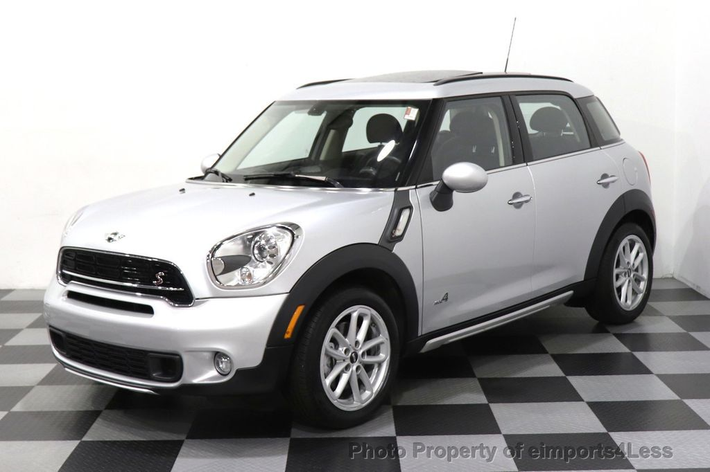 2016 MINI Cooper S Countryman CERTIFIED COUNTRYMAN ALL4 AWD XENON COLD PREMIUM - 18518143 - 9