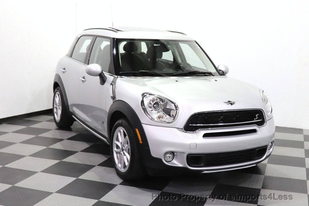 2016 MINI Cooper S Countryman CERTIFIED COUNTRYMAN ALL4 AWD XENON COLD PREMIUM - 18518143 - 10