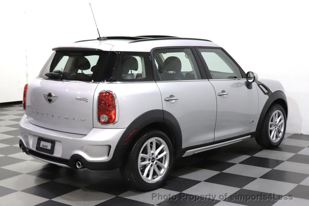 2016 MINI Cooper S Countryman CERTIFIED COUNTRYMAN ALL4 AWD XENON COLD PREMIUM - 18518143 - 13