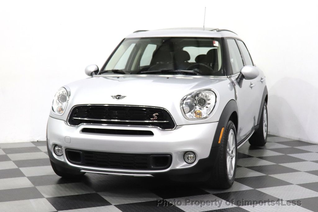 2016 MINI Cooper S Countryman CERTIFIED COUNTRYMAN ALL4 AWD XENON COLD PREMIUM - 18518143 - 20