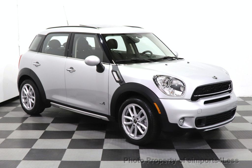 2016 MINI Cooper S Countryman CERTIFIED COUNTRYMAN ALL4 AWD XENON COLD PREMIUM - 18518143 - 21