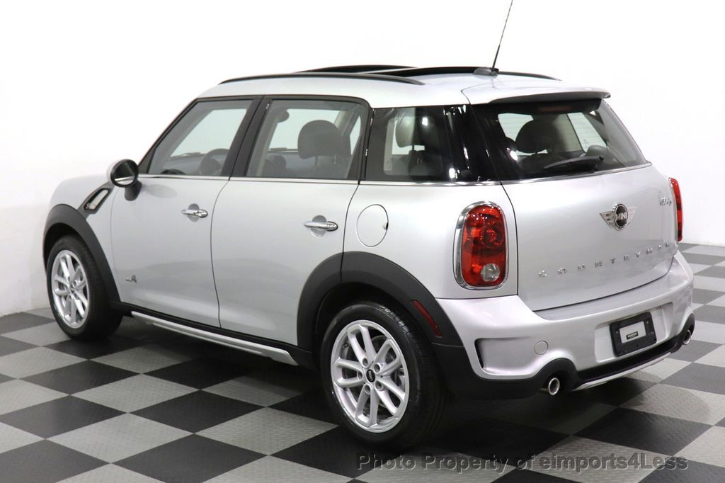 2016 MINI Cooper S Countryman CERTIFIED COUNTRYMAN ALL4 AWD XENON COLD PREMIUM - 18518143 - 22