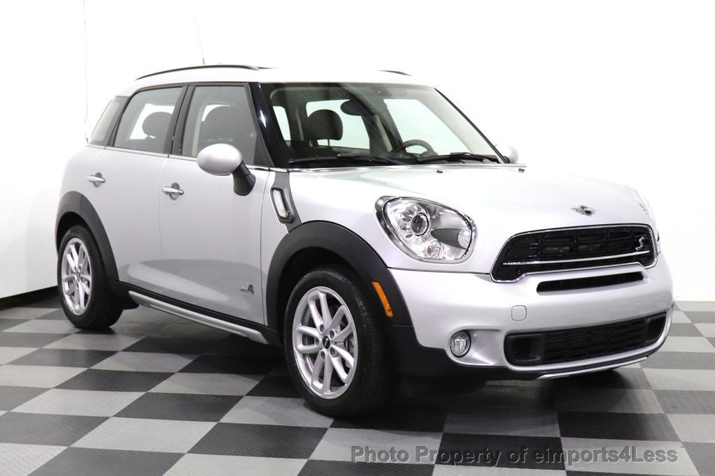 2016 MINI Cooper S Countryman CERTIFIED COUNTRYMAN ALL4 AWD XENON COLD PREMIUM - 18518143 - 2