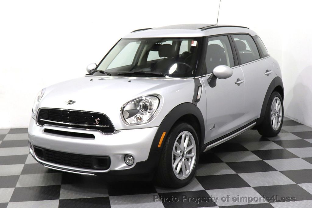 2016 MINI Cooper S Countryman CERTIFIED COUNTRYMAN ALL4 AWD XENON COLD PREMIUM - 18518143 - 33