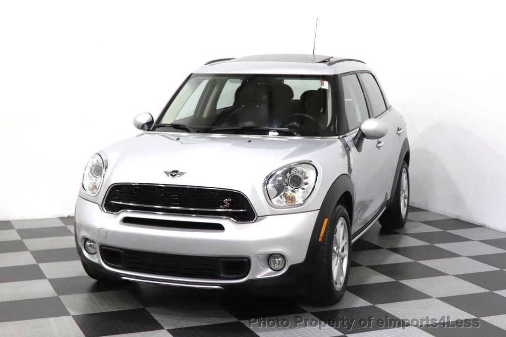 2016 MINI Cooper S Countryman CERTIFIED COUNTRYMAN ALL4 AWD XENON COLD PREMIUM - 18518143 - 34