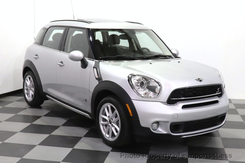 2016 MINI Cooper S Countryman CERTIFIED COUNTRYMAN ALL4 AWD XENON COLD PREMIUM - 18518143 - 35