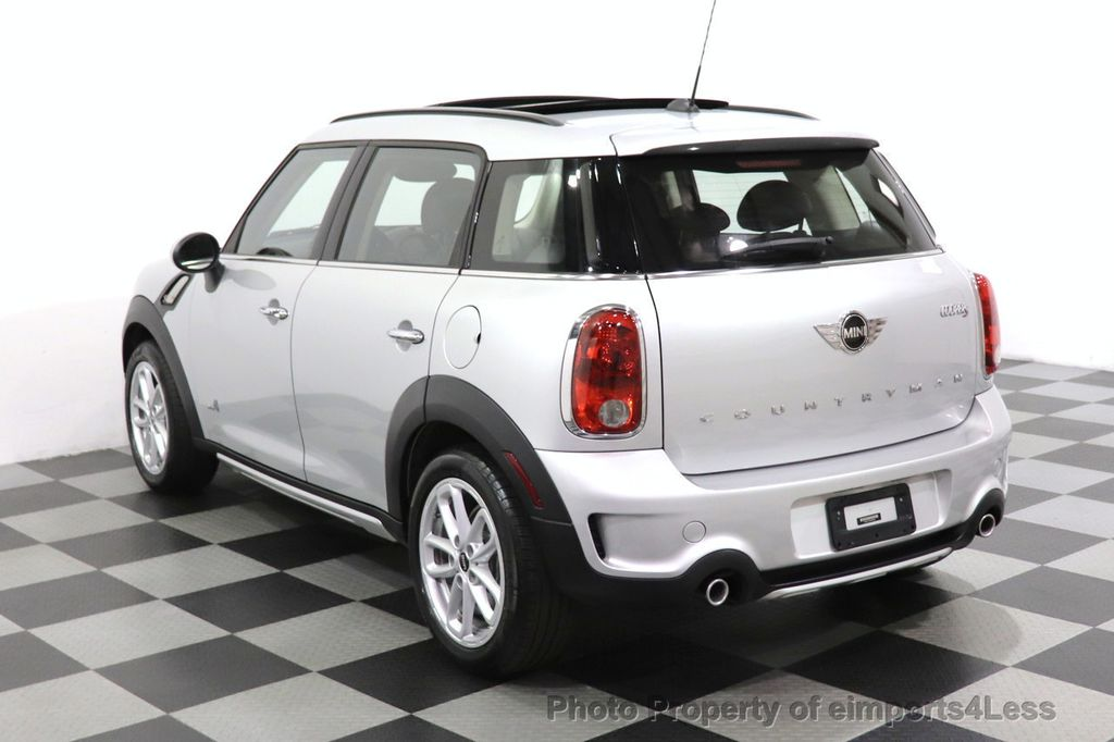 2016 MINI Cooper S Countryman CERTIFIED COUNTRYMAN ALL4 AWD XENON COLD PREMIUM - 18518143 - 3
