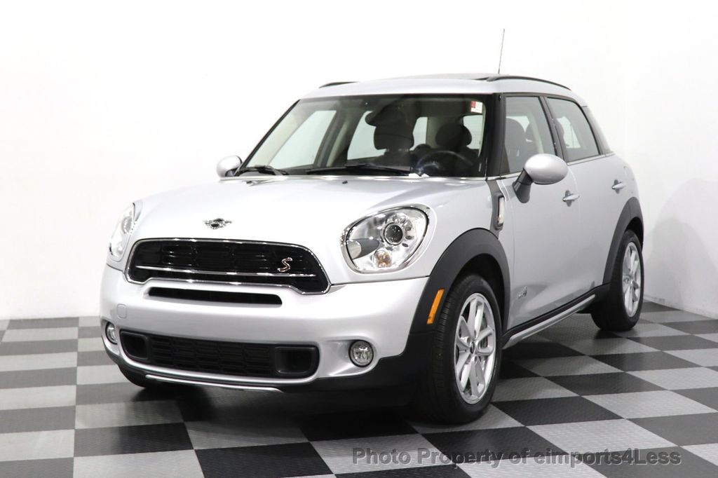 2016 MINI Cooper S Countryman CERTIFIED COUNTRYMAN ALL4 AWD XENON COLD PREMIUM - 18518143 - 42