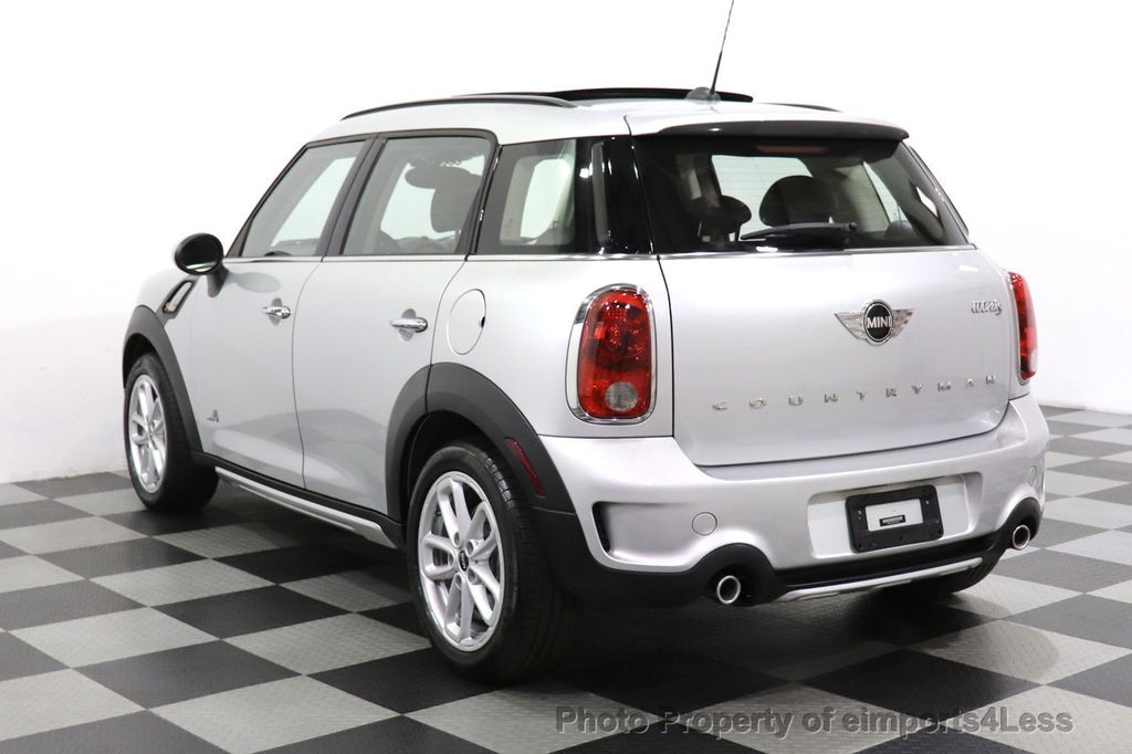 2016 MINI Cooper S Countryman CERTIFIED COUNTRYMAN ALL4 AWD XENON COLD PREMIUM - 18518143 - 43