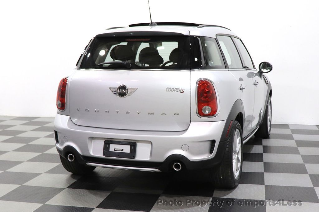 2016 MINI Cooper S Countryman CERTIFIED COUNTRYMAN ALL4 AWD XENON COLD PREMIUM - 18518143 - 44