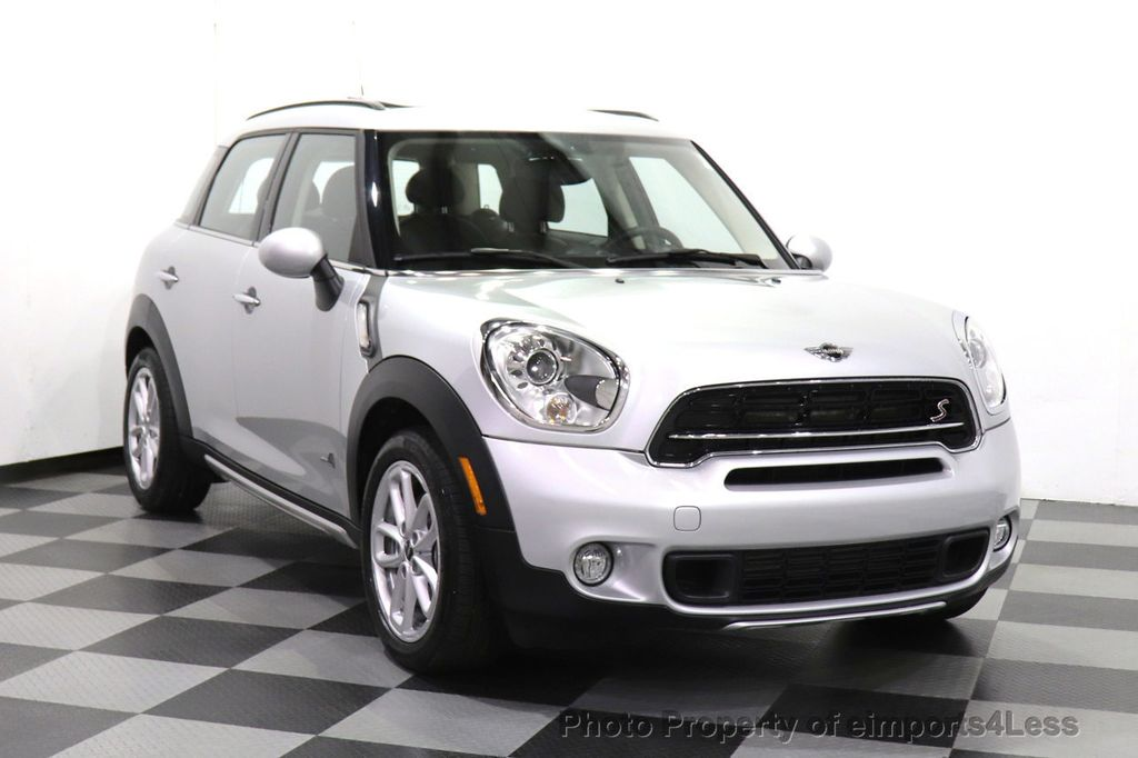 2016 MINI Cooper S Countryman CERTIFIED COUNTRYMAN ALL4 AWD XENON COLD PREMIUM - 18518143 - 45
