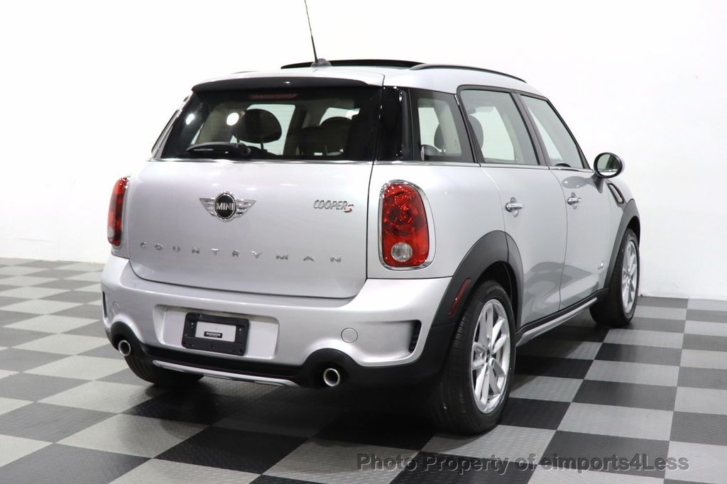 2016 MINI Cooper S Countryman CERTIFIED COUNTRYMAN ALL4 AWD XENON COLD PREMIUM - 18518143 - 4