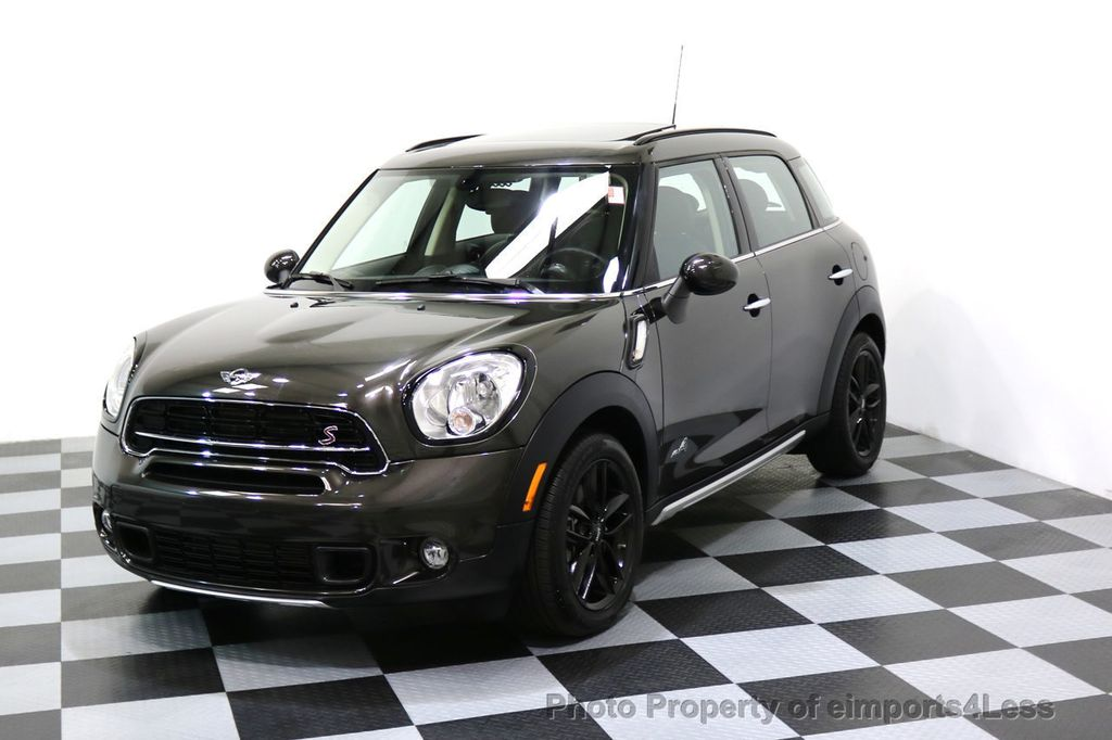 2016 MINI Cooper S Countryman CERTIFIED COUNTRYMAN S ALL4 AWD  - 17397285 - 0